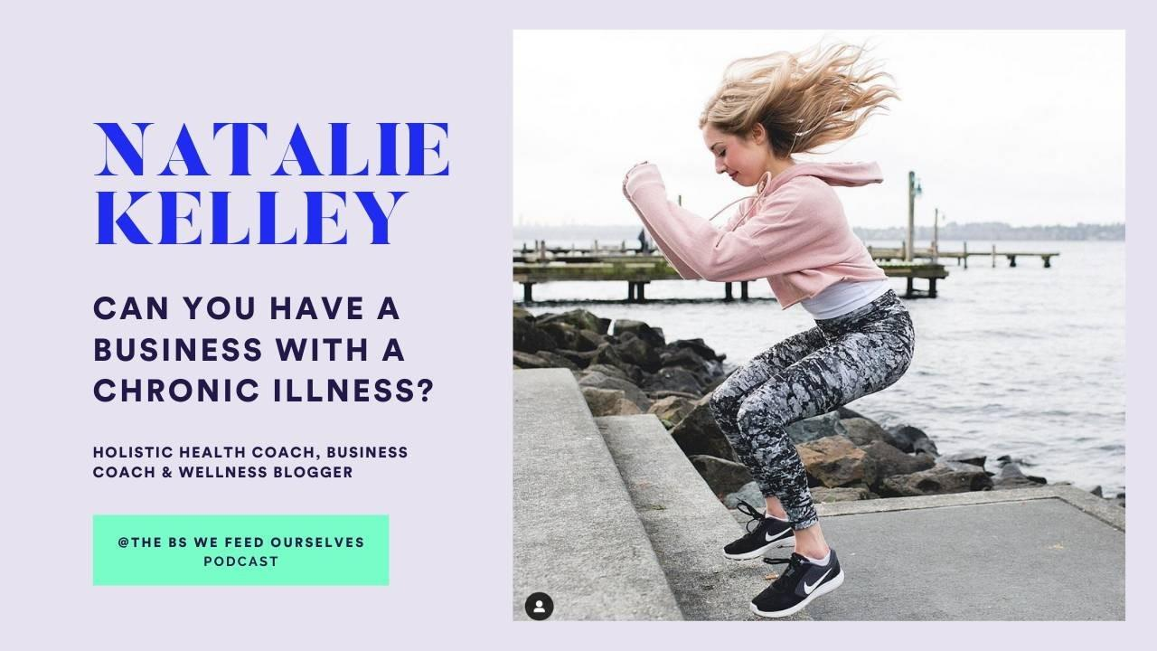 Natalie Kelley: How Ulcerative Colitis Contributed to her Business Success article featured image
